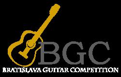 bratislavaguitarcompetition Logo